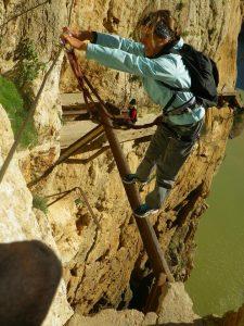 Klettern Kannst alles Nima