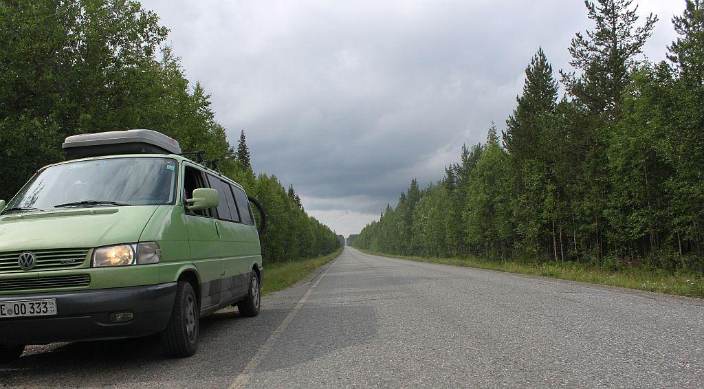 Europatour 2014 Finnland