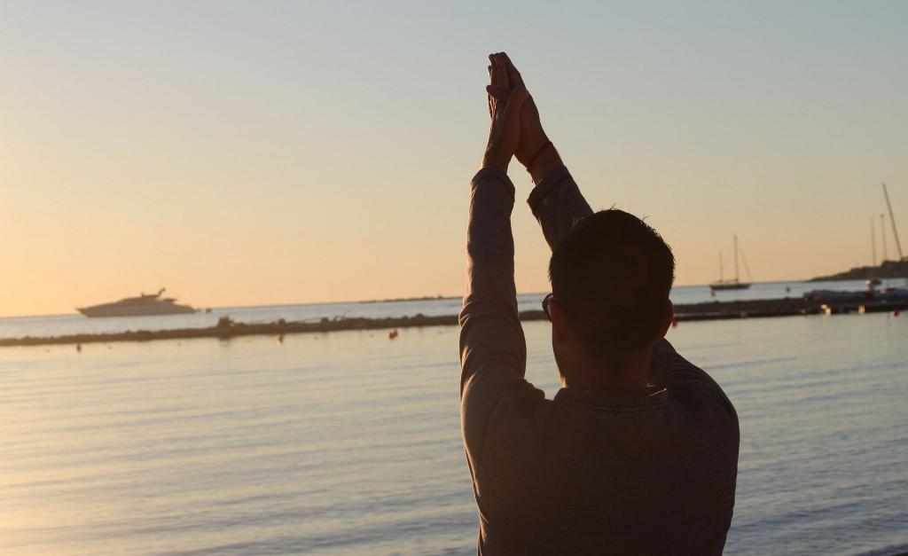 Morgenritual Yoga