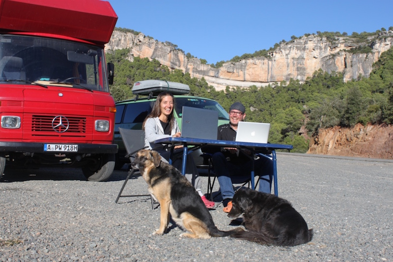 Co-Working Siurana