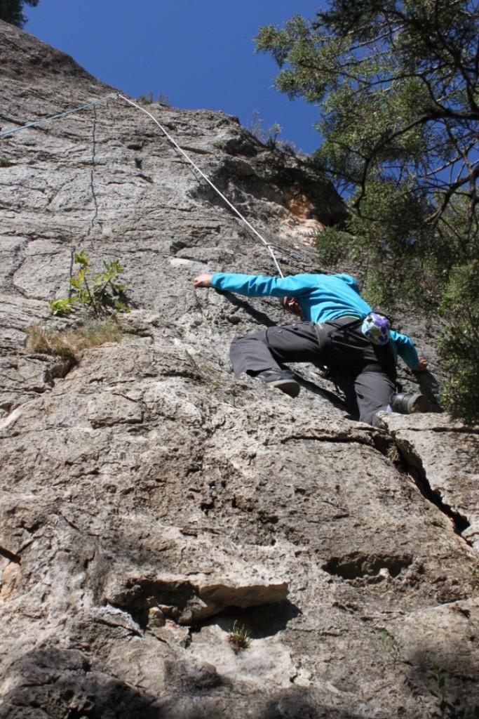 Klettern Siurana