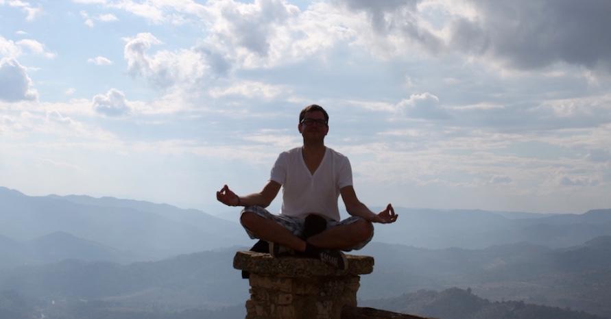 Meditation Siurana