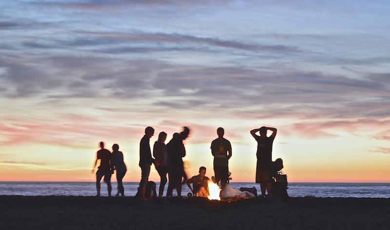 Sommercamp für Erwachsene