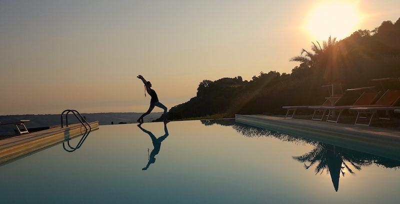 Yoga-Retreat in Italien, Montefiore dell'Aso, Yoga Italia, Angeli de Montefiore