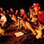 Camp Breakout: Lachen, Lunchpaket und Lagerfeuerromantik
