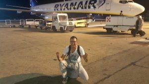 Mein erster Flug seit 24 Jahren
