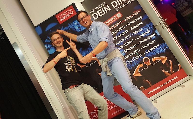 Mischa und Rainer