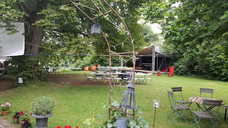 Evis Garten