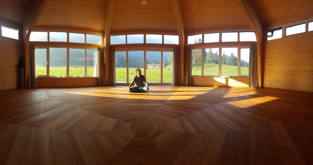 Mutmacher-Camp Allgäu Seminarraum