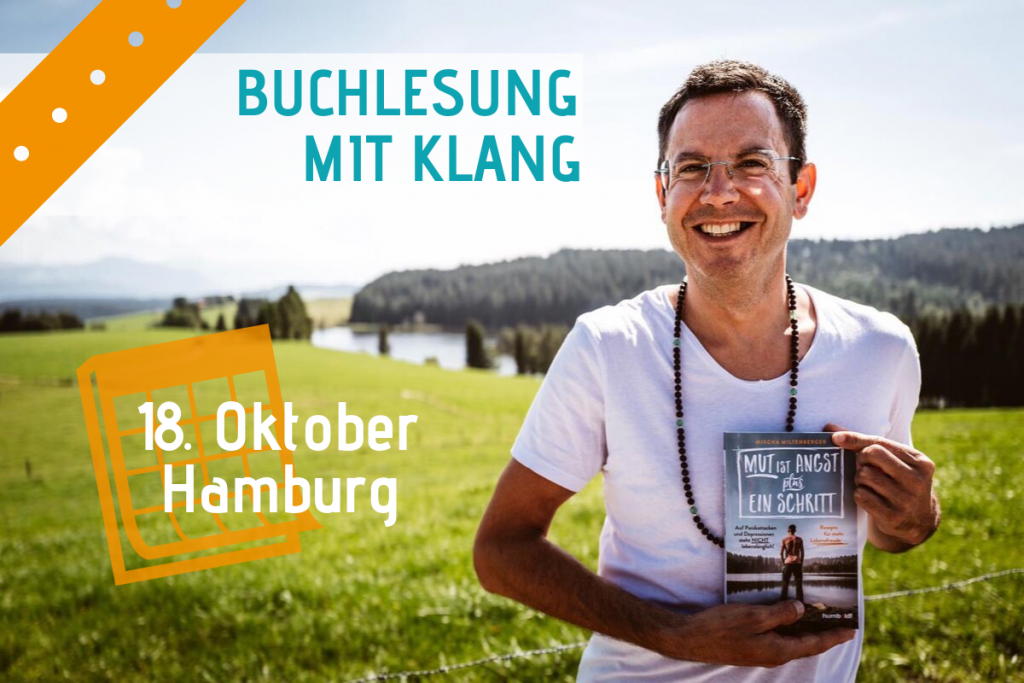 Lesung mit Klang in Hamburg